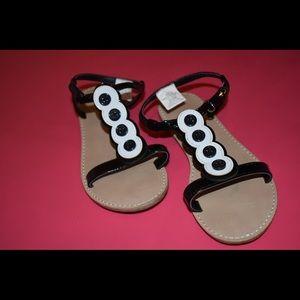 Polka Dot Sandals | Kids' Shoes | Girls